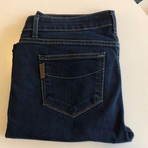 Page Denim Slim Leg Jeans